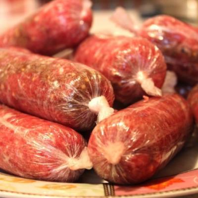 Еврейская говяжья колбаса
