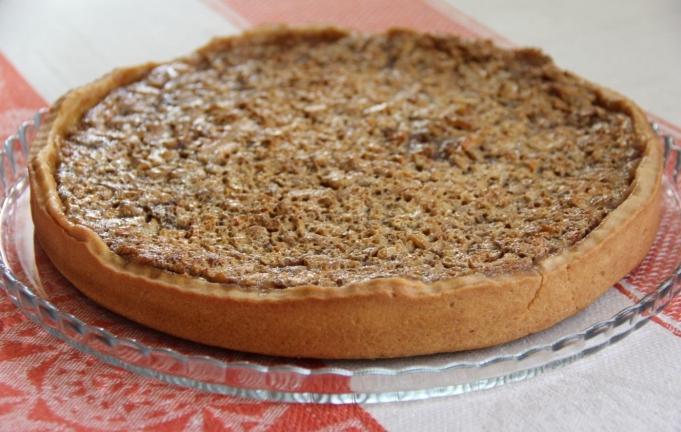 Перигорский ореховый пирог