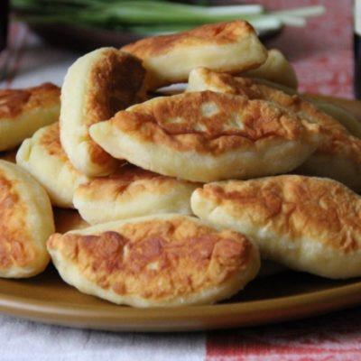 Пирожки с домашним сыром