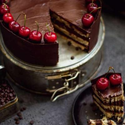Торт-печенье