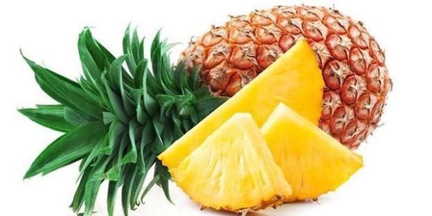 Как выбрать вкусный ананас