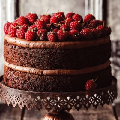 """Шоколадный торт с """"Нутеллой"""""""