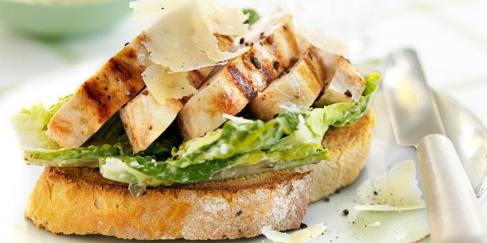 Цезарь-сэндвич