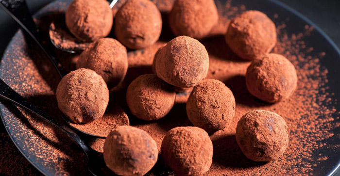 Трюфели «Три шоколада»