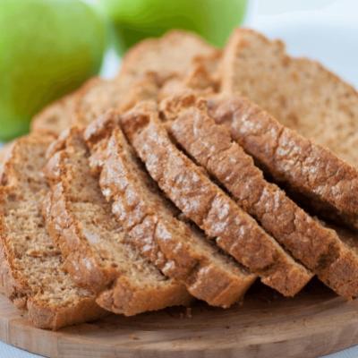 Настоящий кето-хлеб из арахисовой муки с клетчаткой без глютена и без сахара