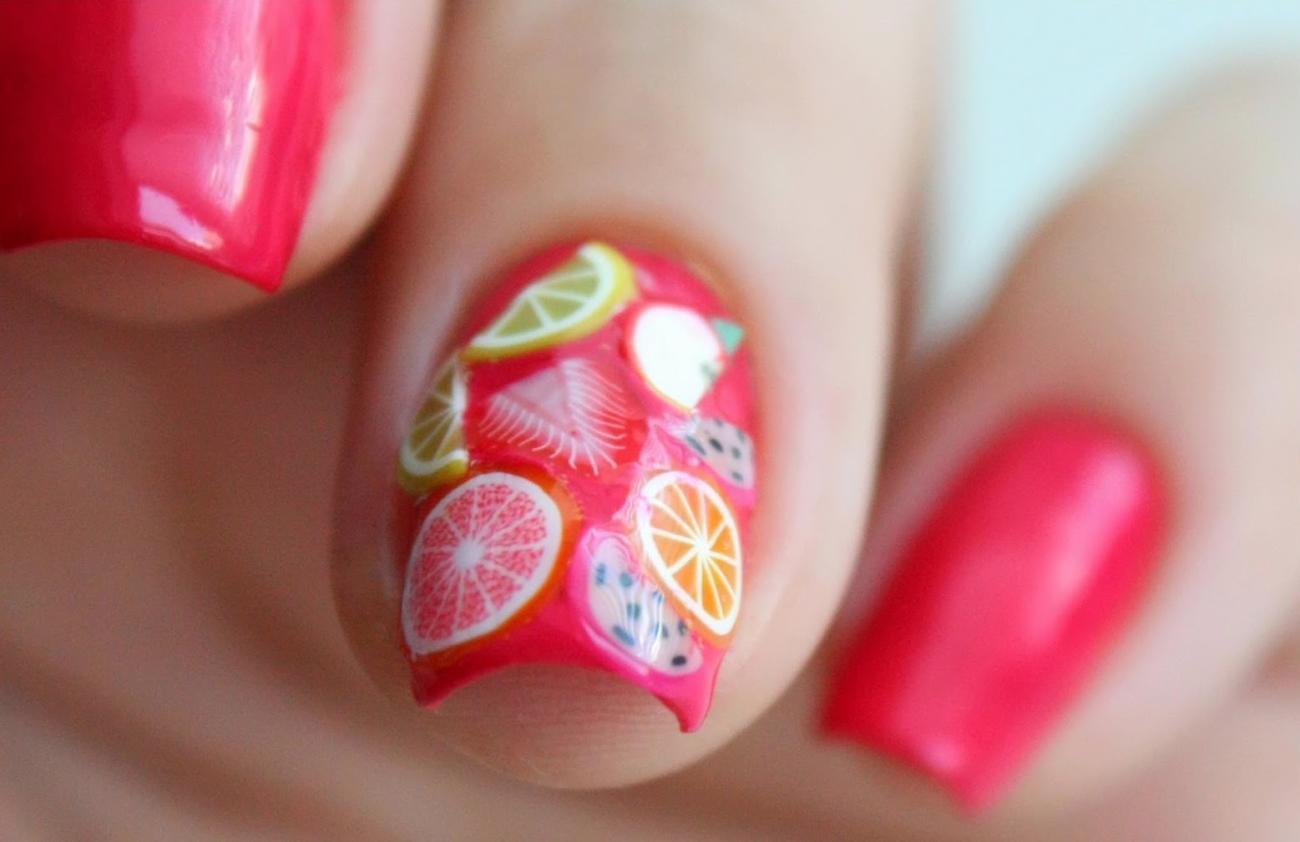 Продукты для крепких и здоровых женских ногтей
